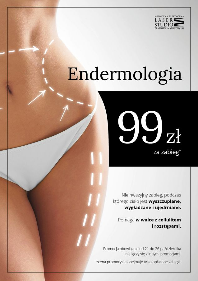 Promocja Endermologia